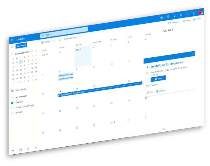 Get Teams Links on Your Outlook Calendar with the Click of a Button
